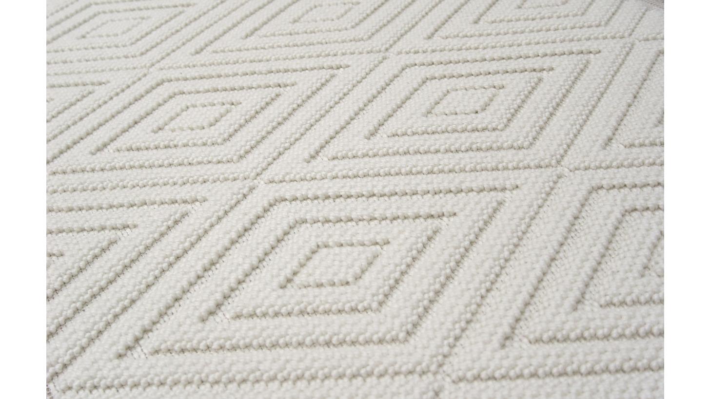 Logo Woven Carpets - Textile floor coverings