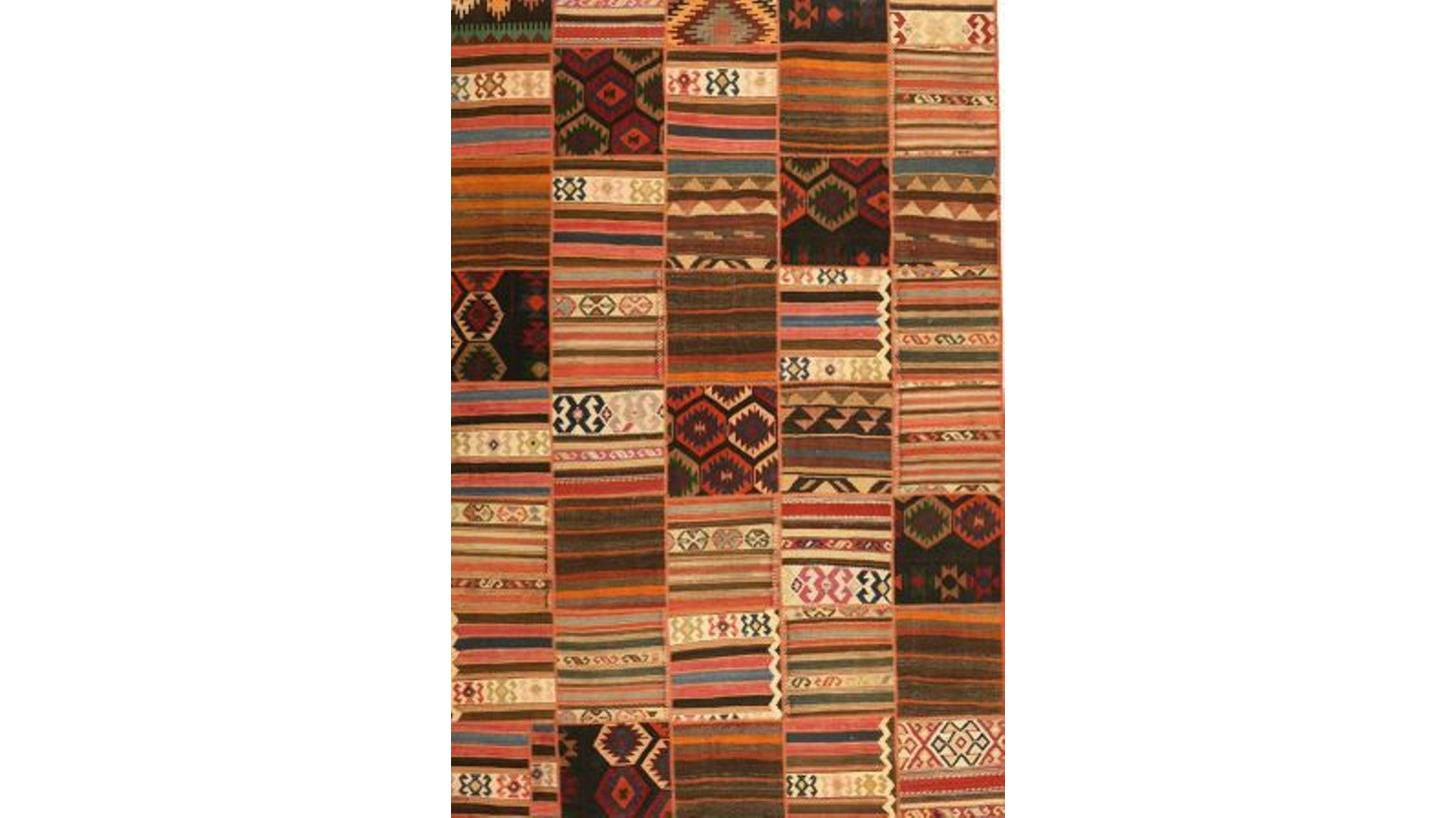 Logo Patchwork carpets