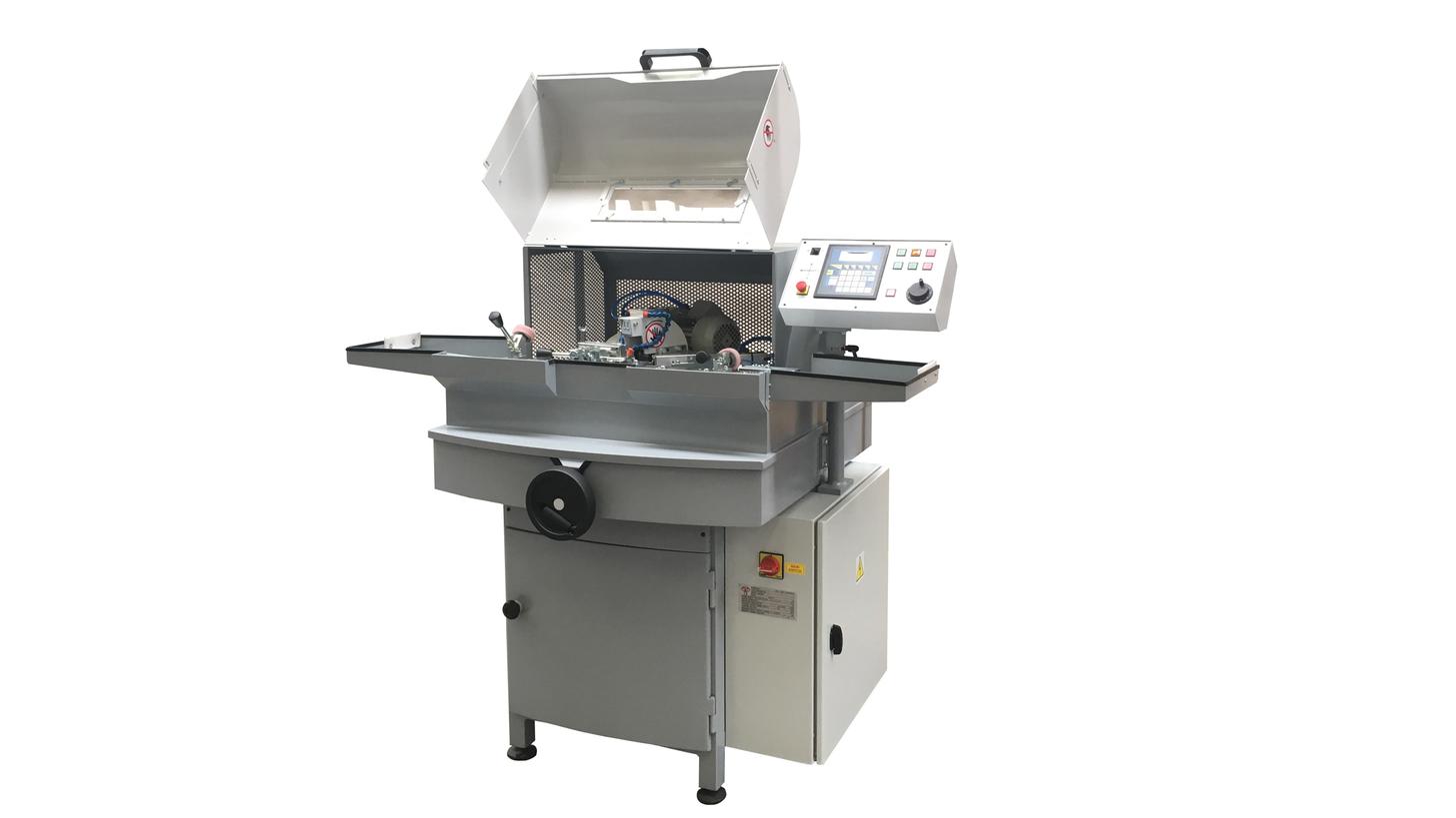 Logo CNC Schleifmaschine