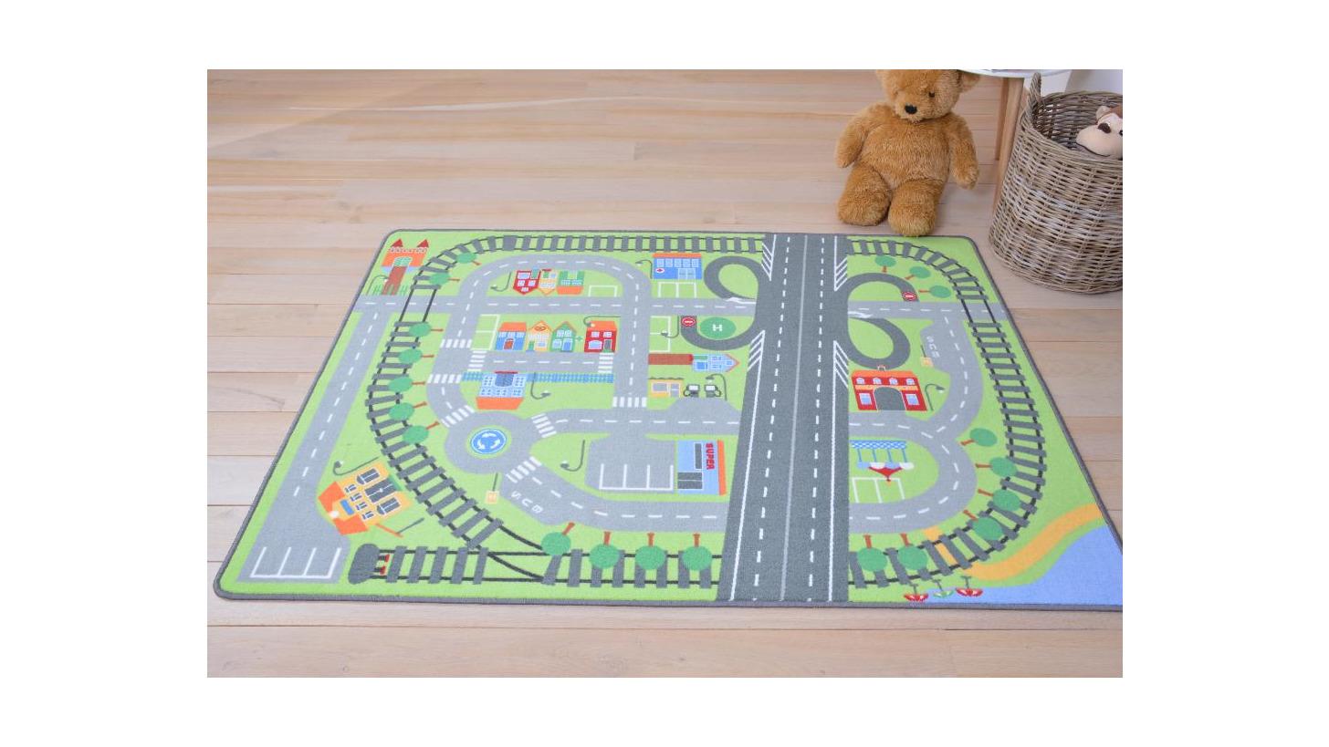 Logo PLAYTIME - play carpet