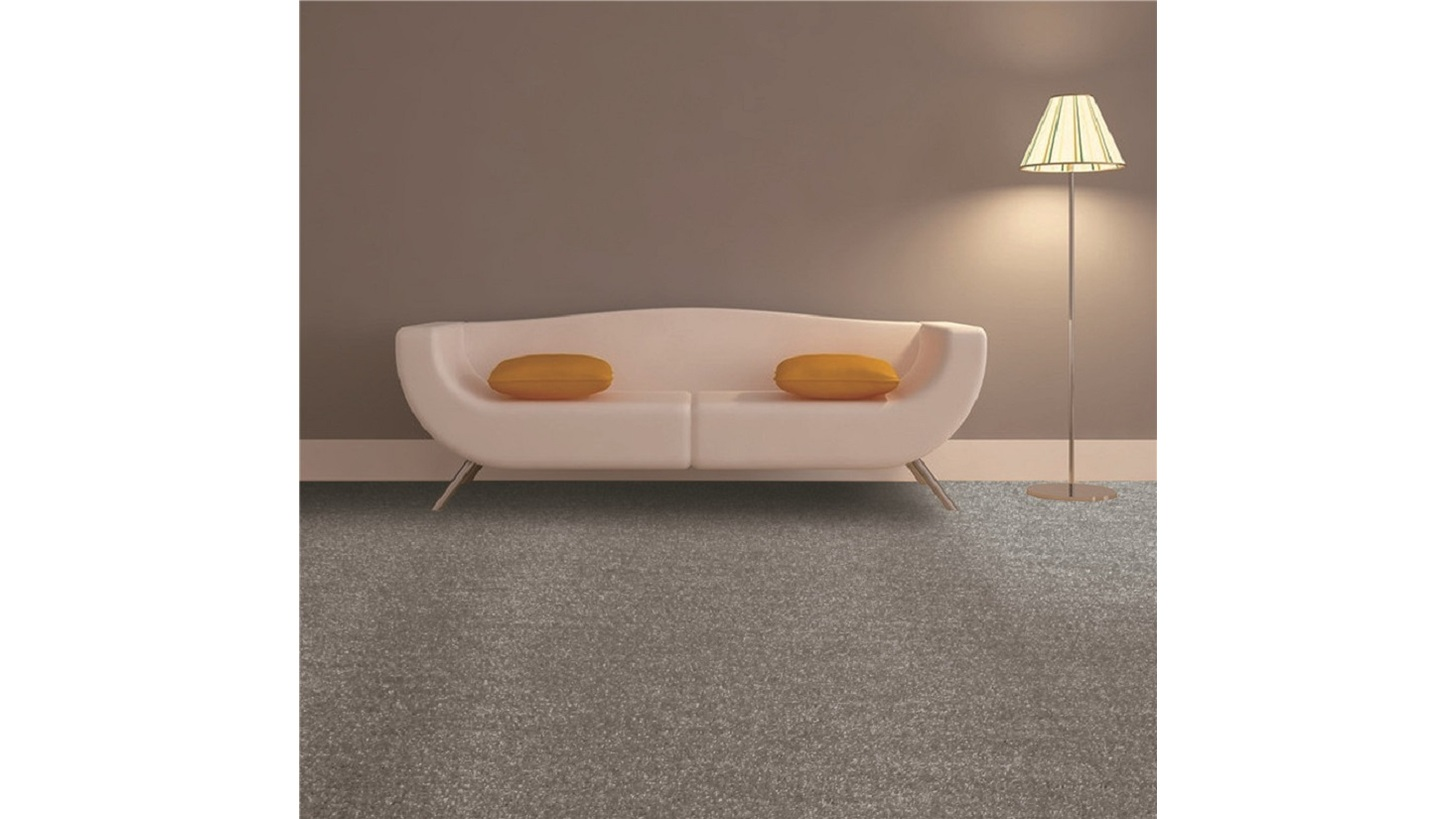 Logo Tufted carpet tiles