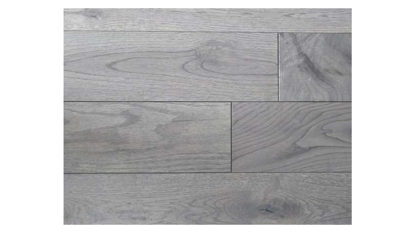 Logo Oak Solid Flooring