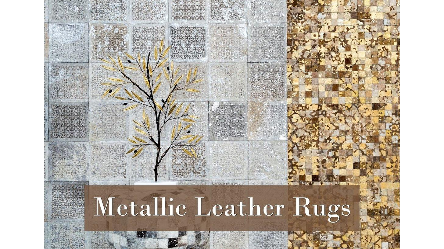 Logo LEATHER HIDE RUGS