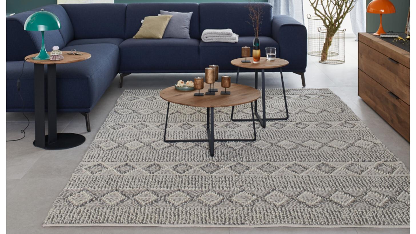 Schöner Wohnen Teppiche Produkt Domotex 2019