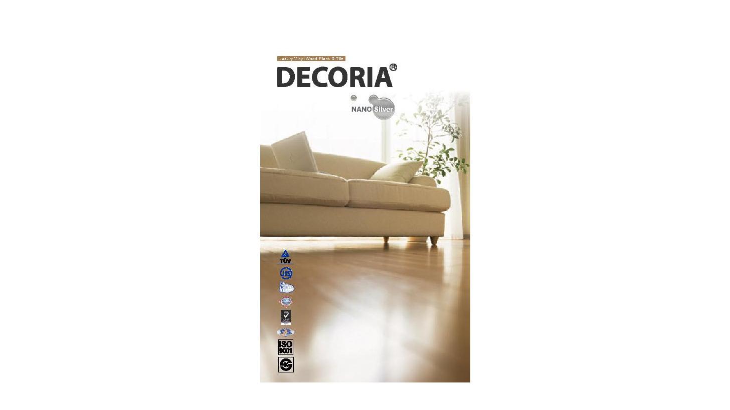 Logo DECORIA