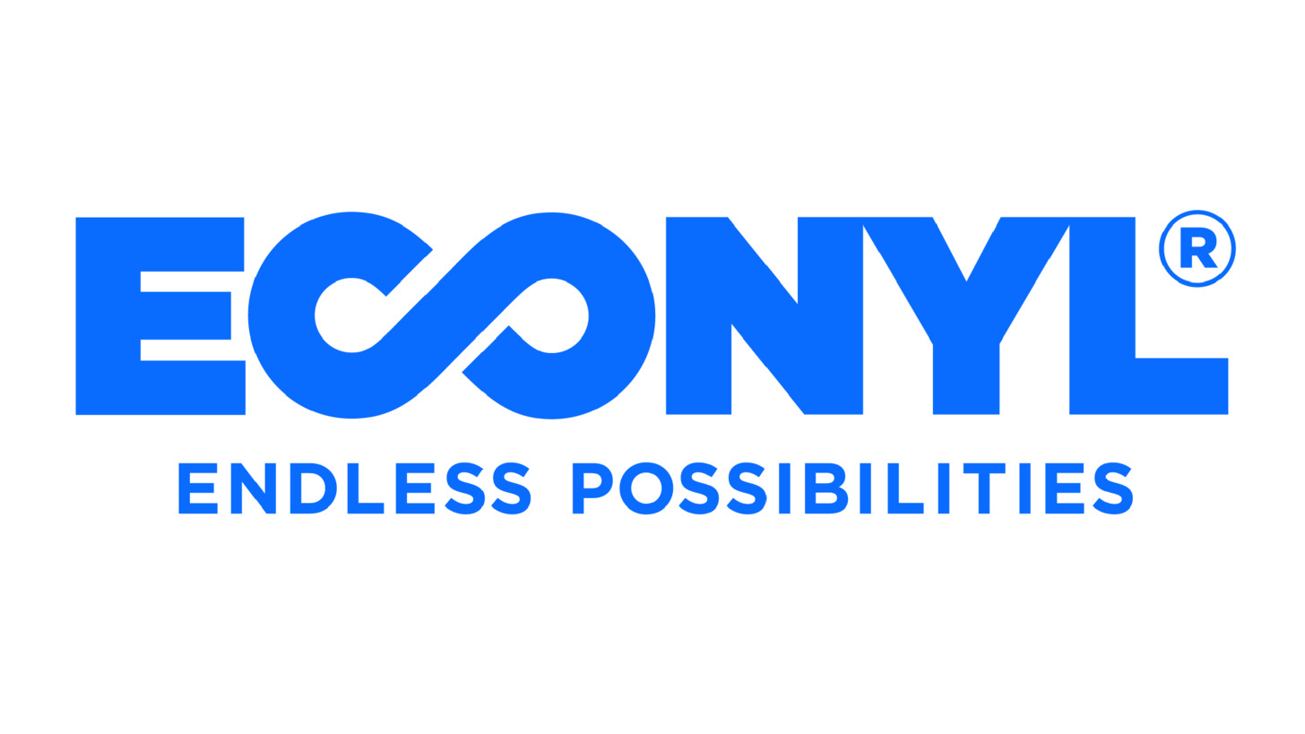 Logo ECONYL® regenerated nylon