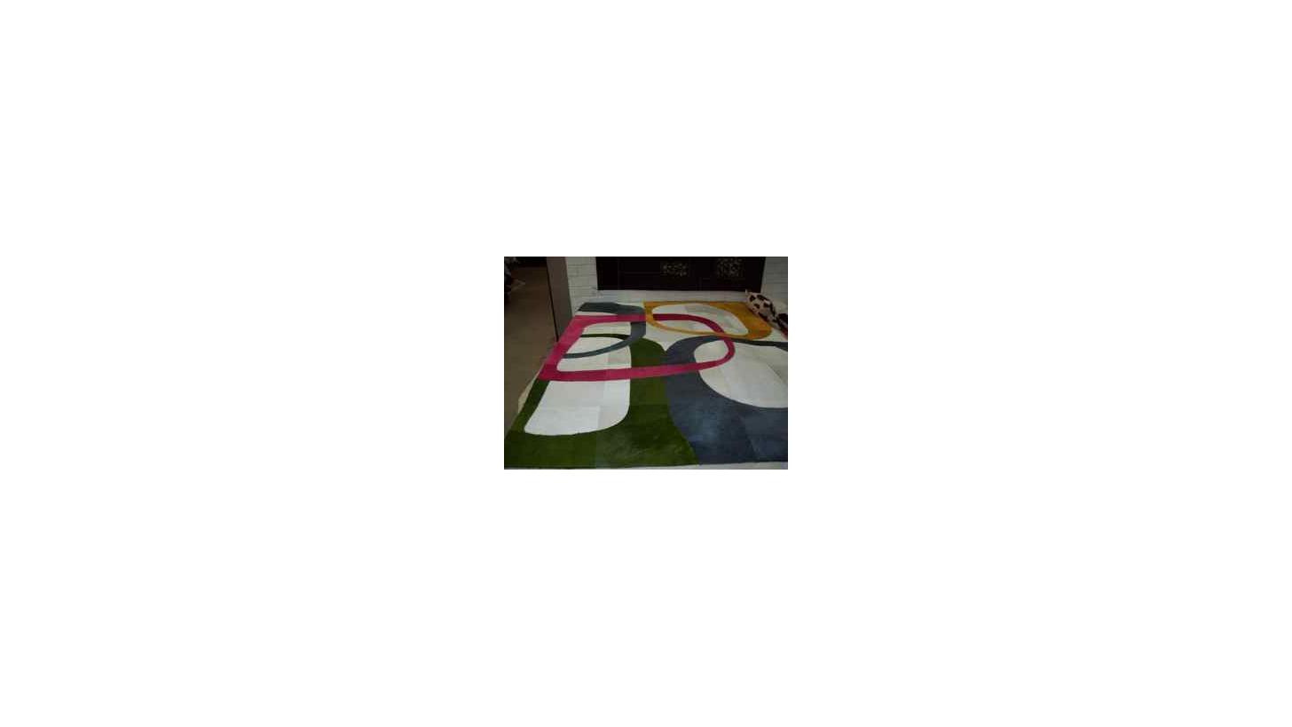 Logo Cow-Hide Carpets