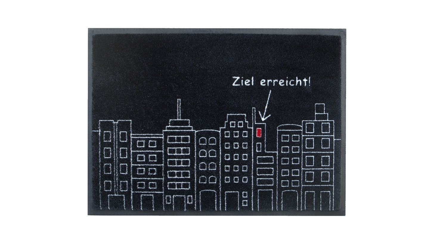 Logo Fußmatten »Easy-Clean«