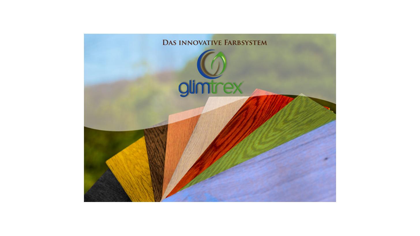 Logo glimtrex® Colour system