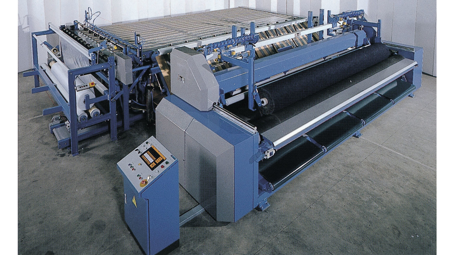 Logo Fully-automatic rolling machine M 5724