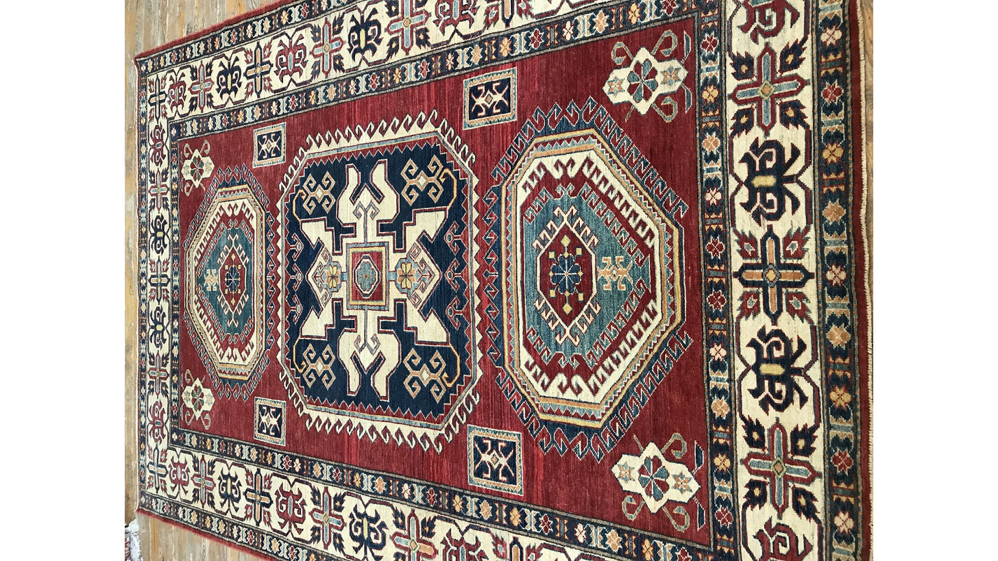 Logo Modern and Classic Afghan Carpets