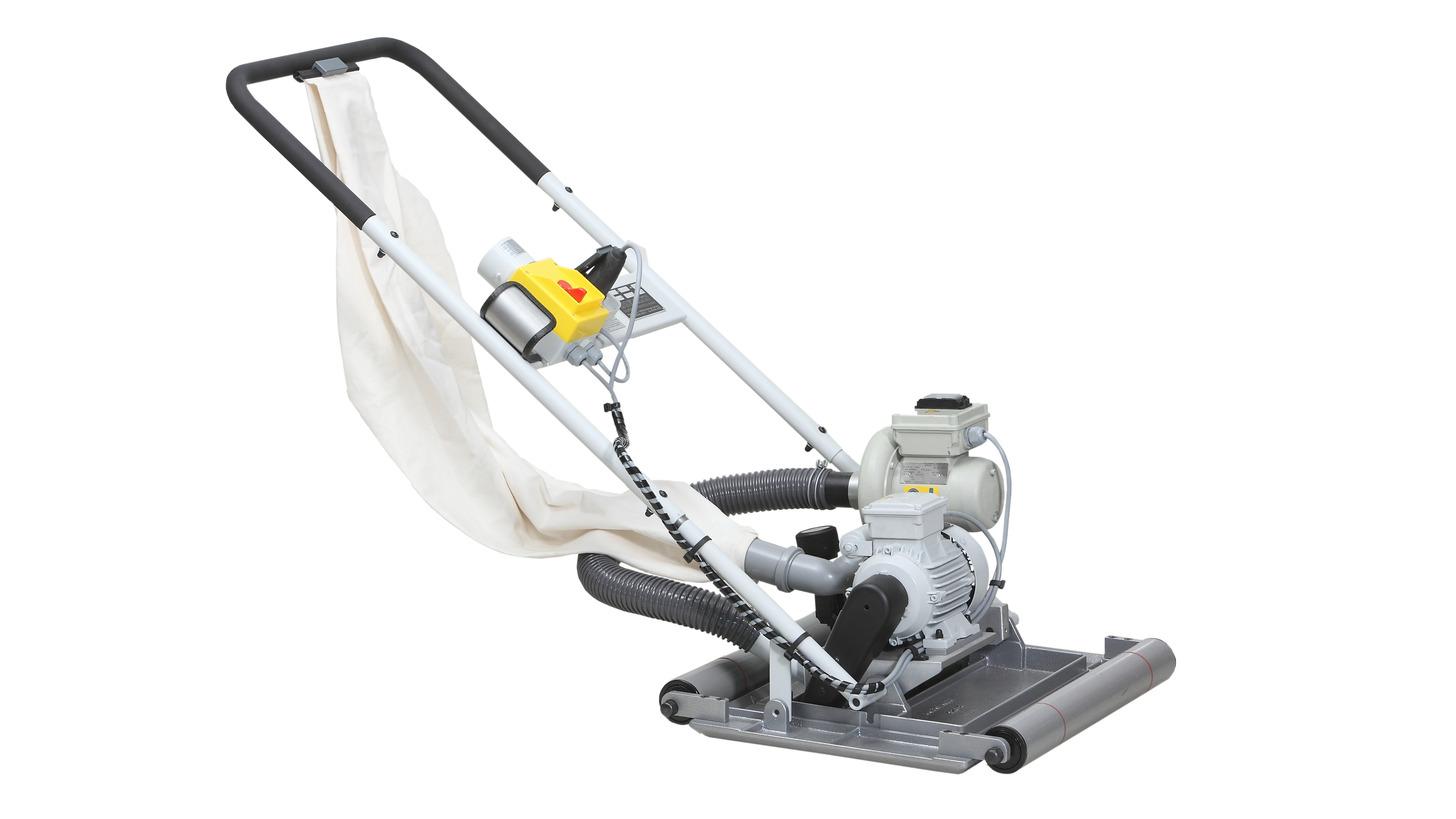 Logo MTS 300 Carpet shearing machine