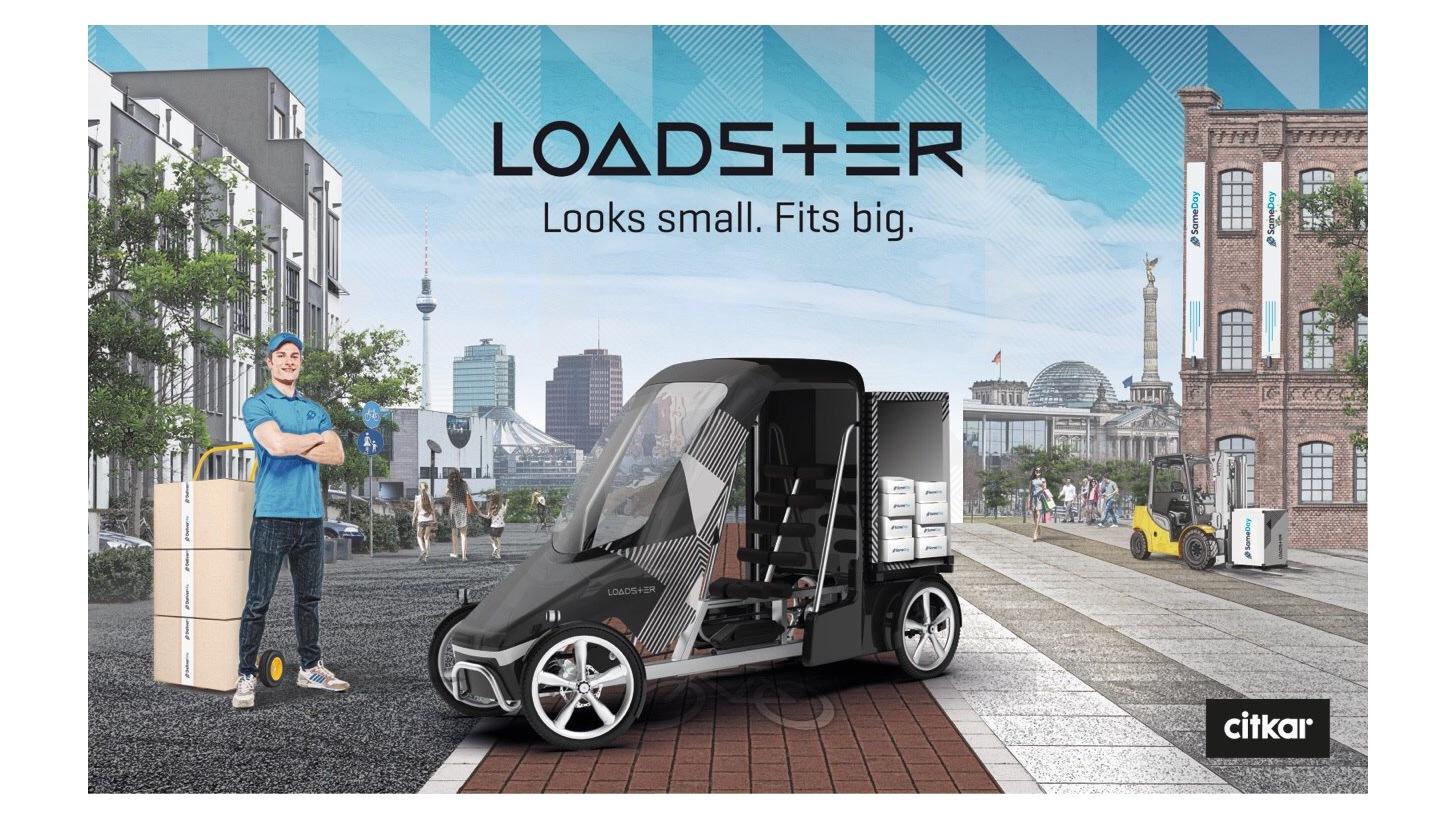 Logo citkar - Loadster