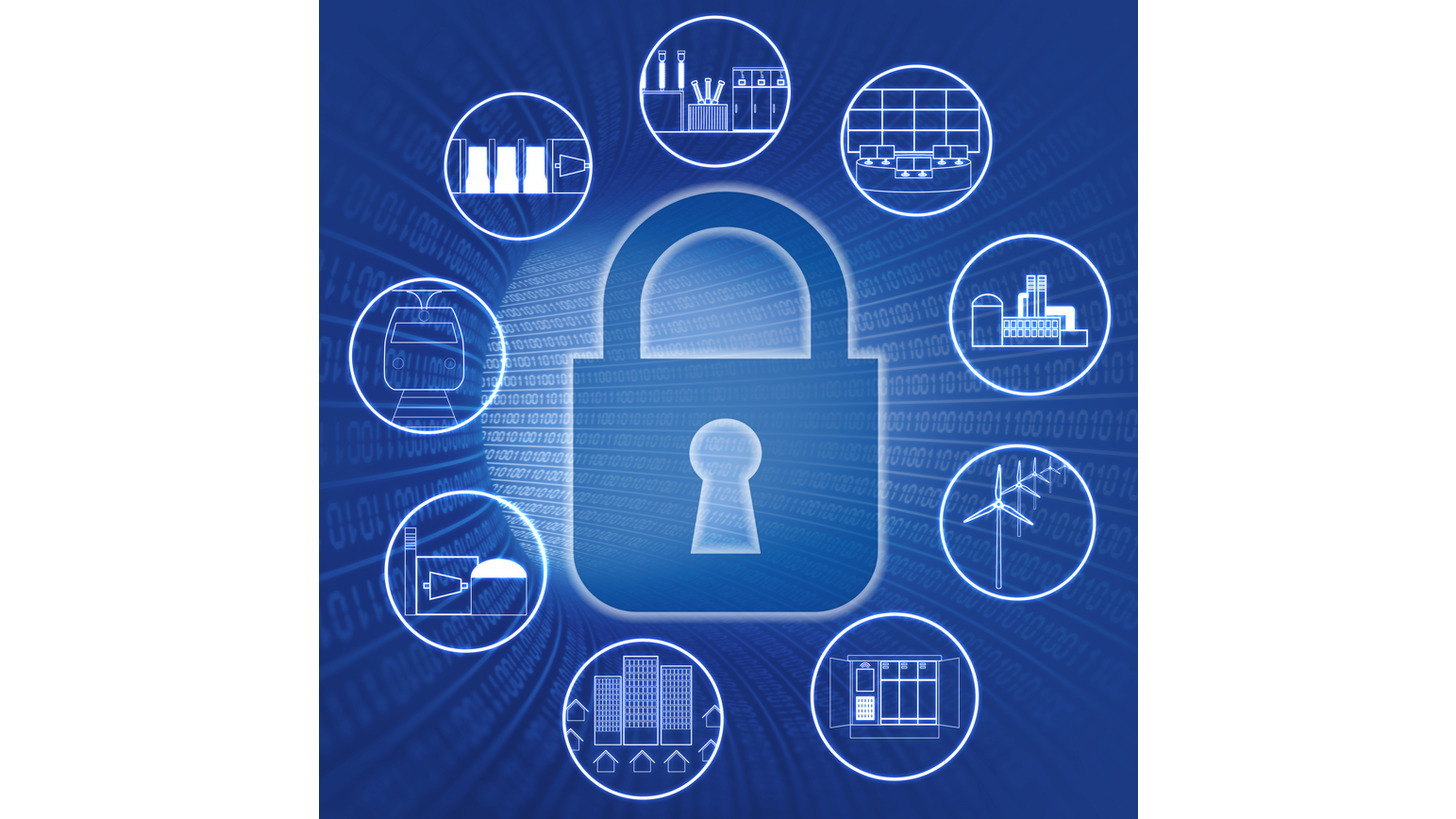 Logo IT Security in Power Grids
