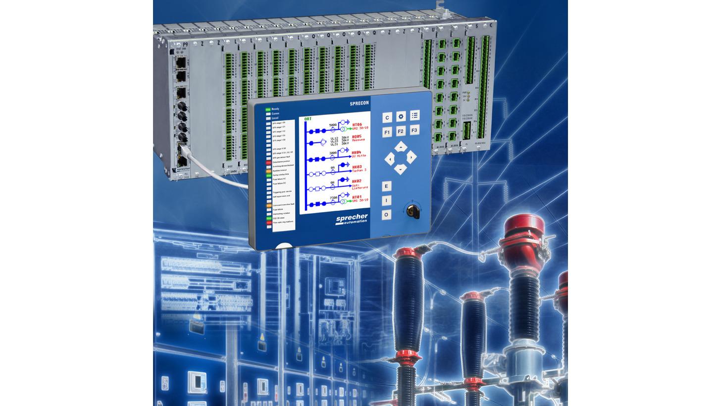 Logo SPRECON-E-C Remote Control