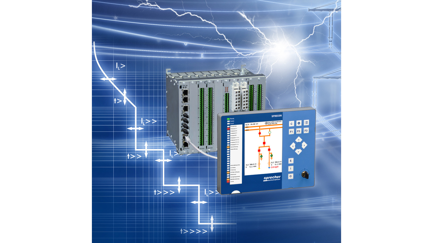 Logo SPRECON-E-P DS..6-Series