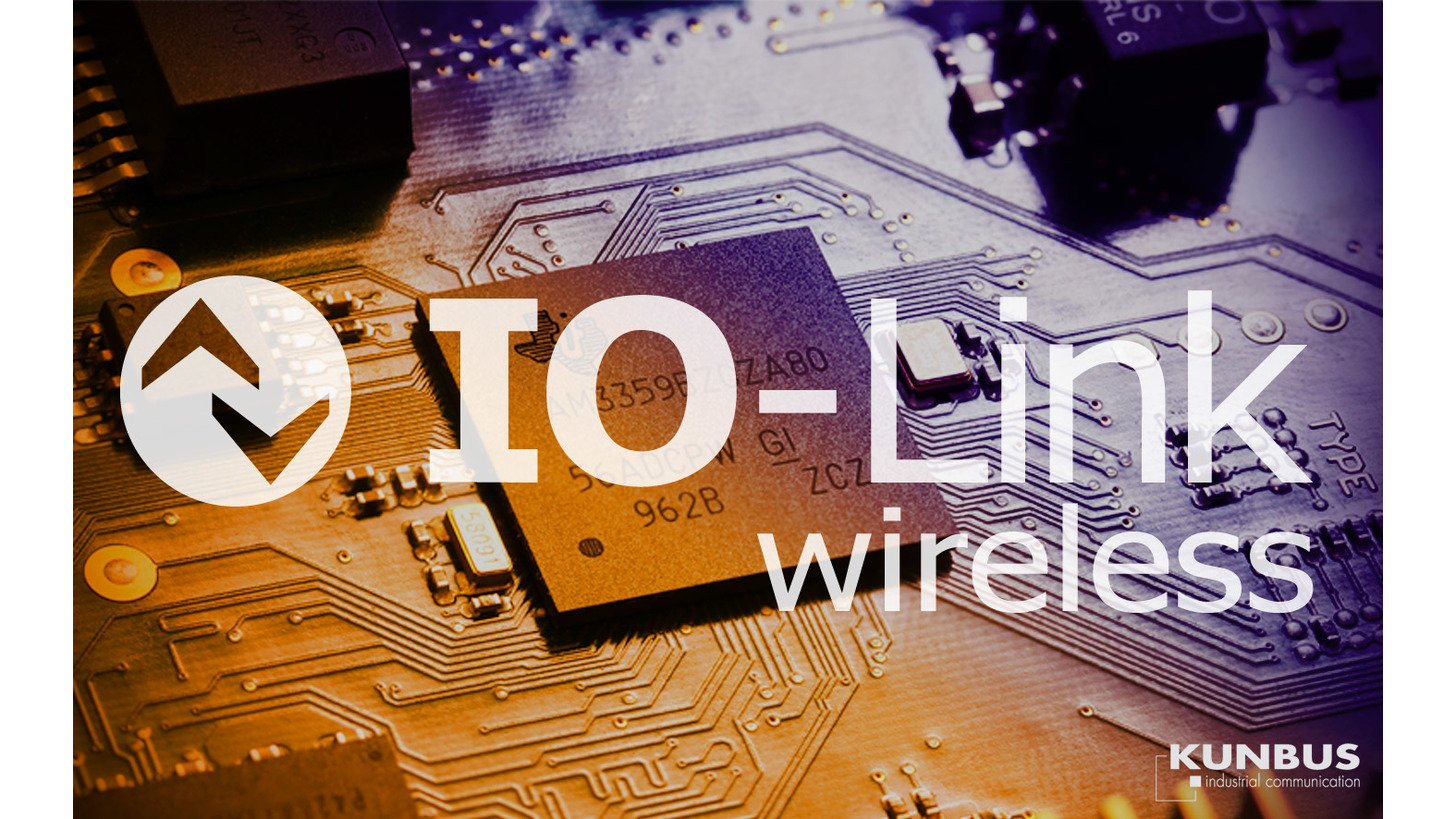 Logo IO-Link Wireless Master & Device