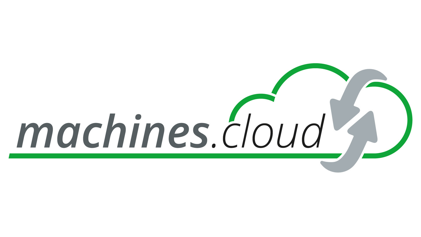 Logo IoT-Lösung machines.cloud