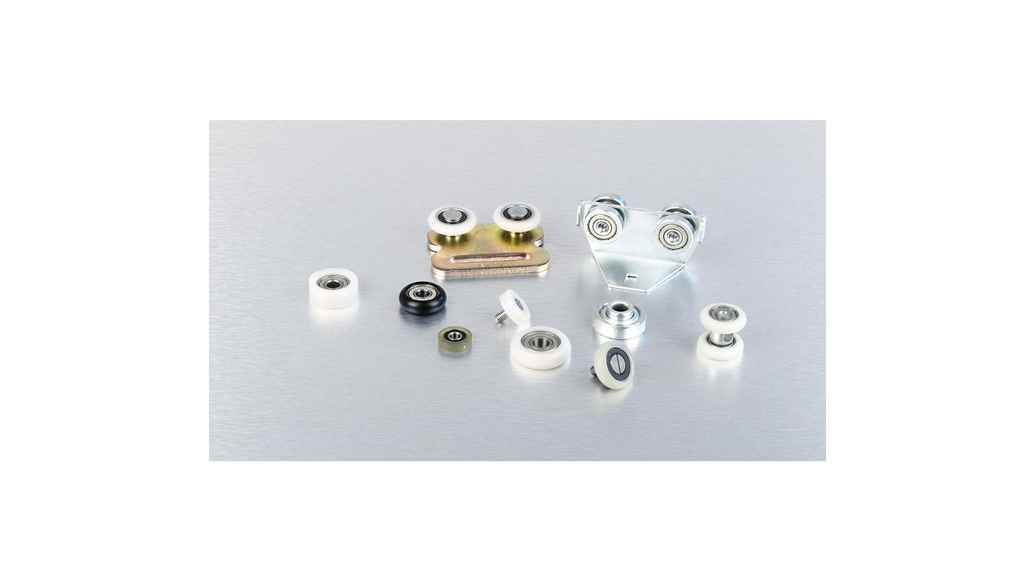 Logo BEARINGS AND COMPONENT