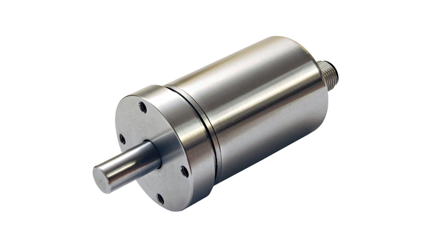 Logo Magnetic rotary encoder