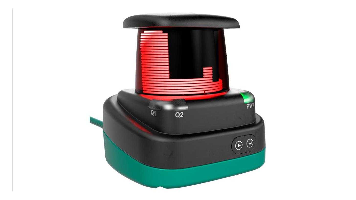 Logo 2-D Laser Scanner R2000
