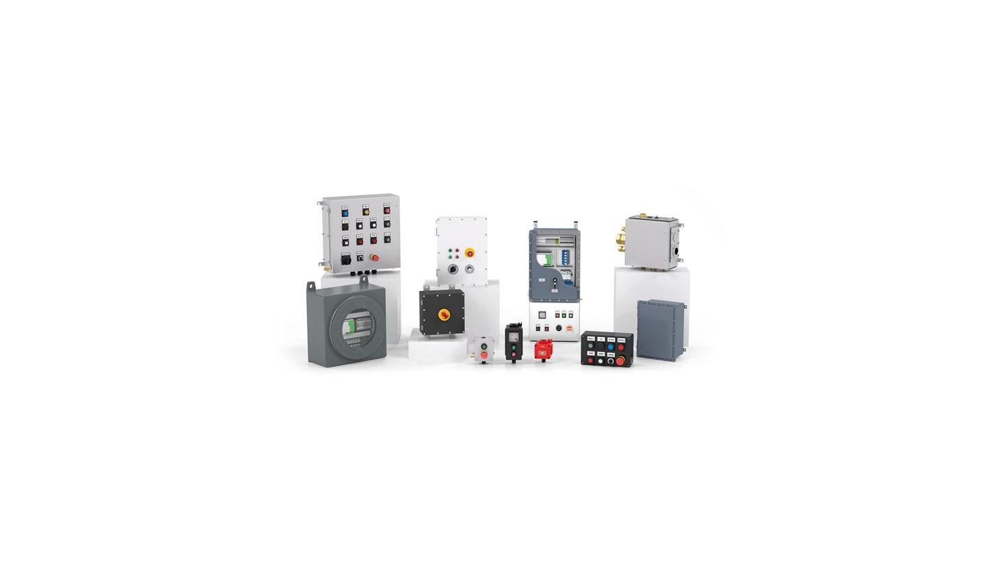 Logo Elektrische Komponenten und Systeme