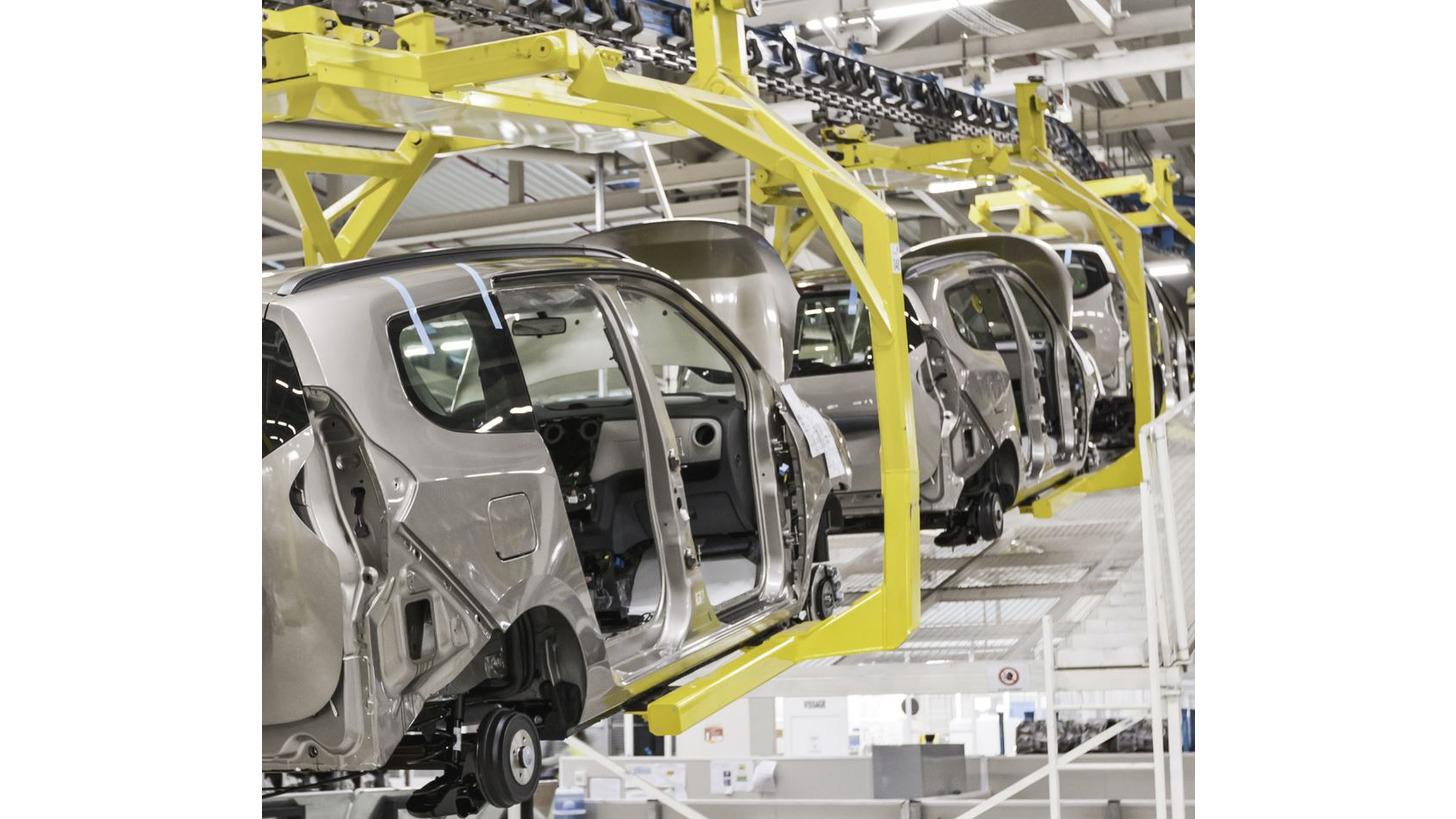Logo Sensoren für die Automobilindustrie