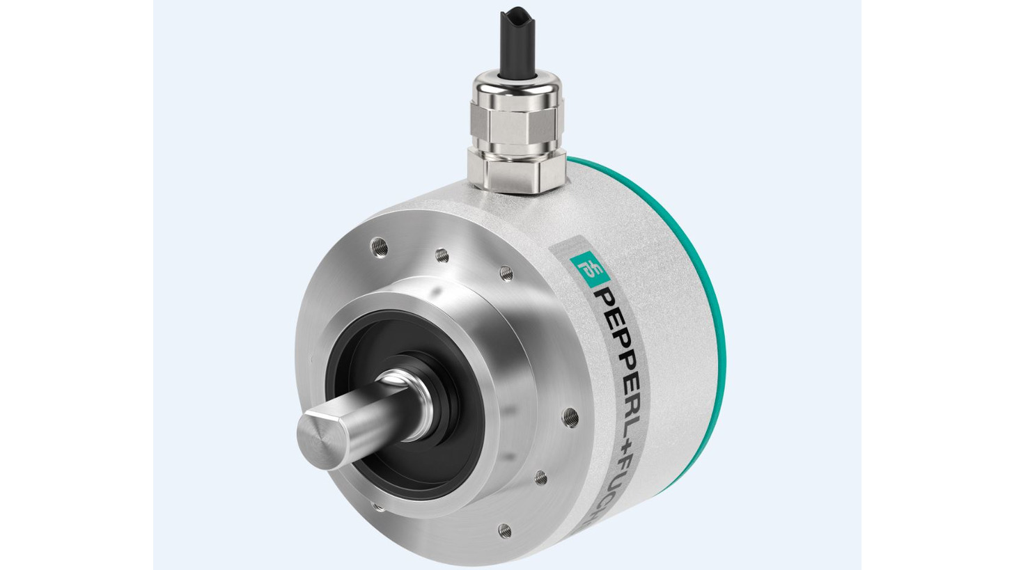 Logo ENI58IL - Incremental Rotary Encoder