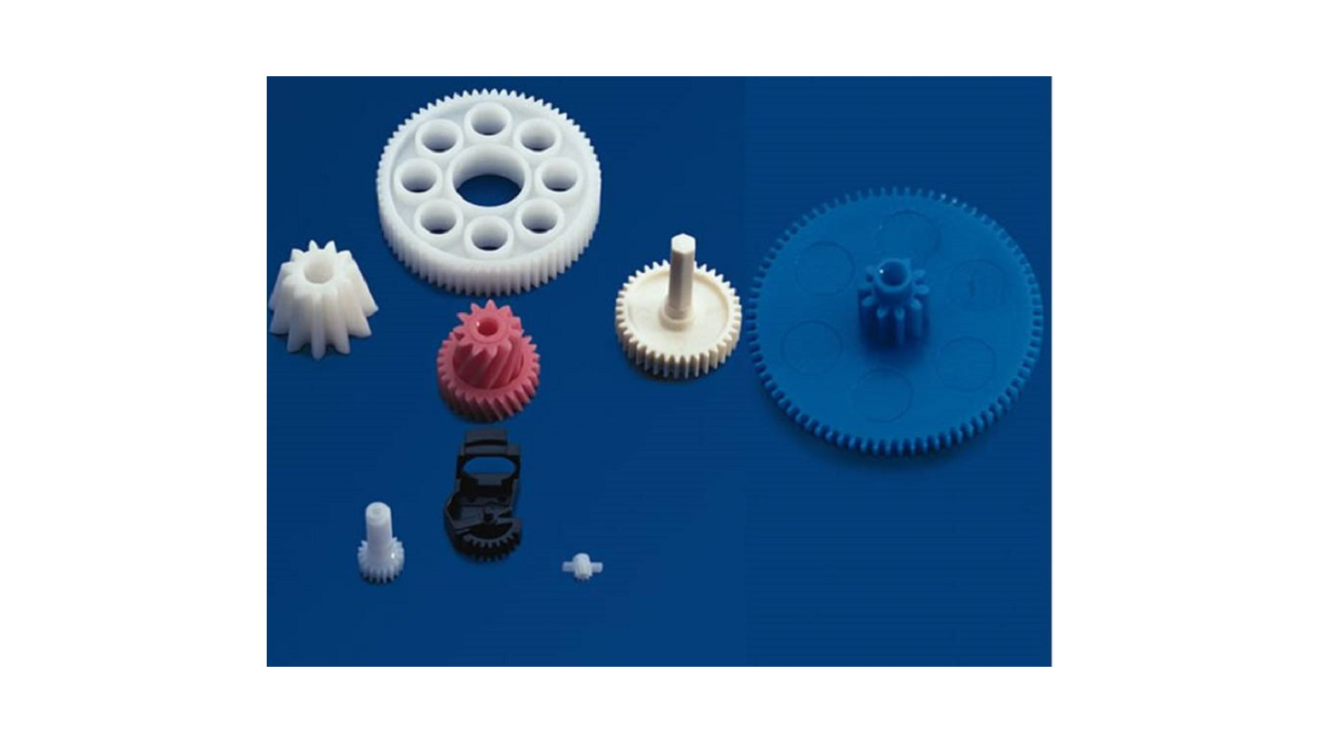 Logo Injection-moulded parts