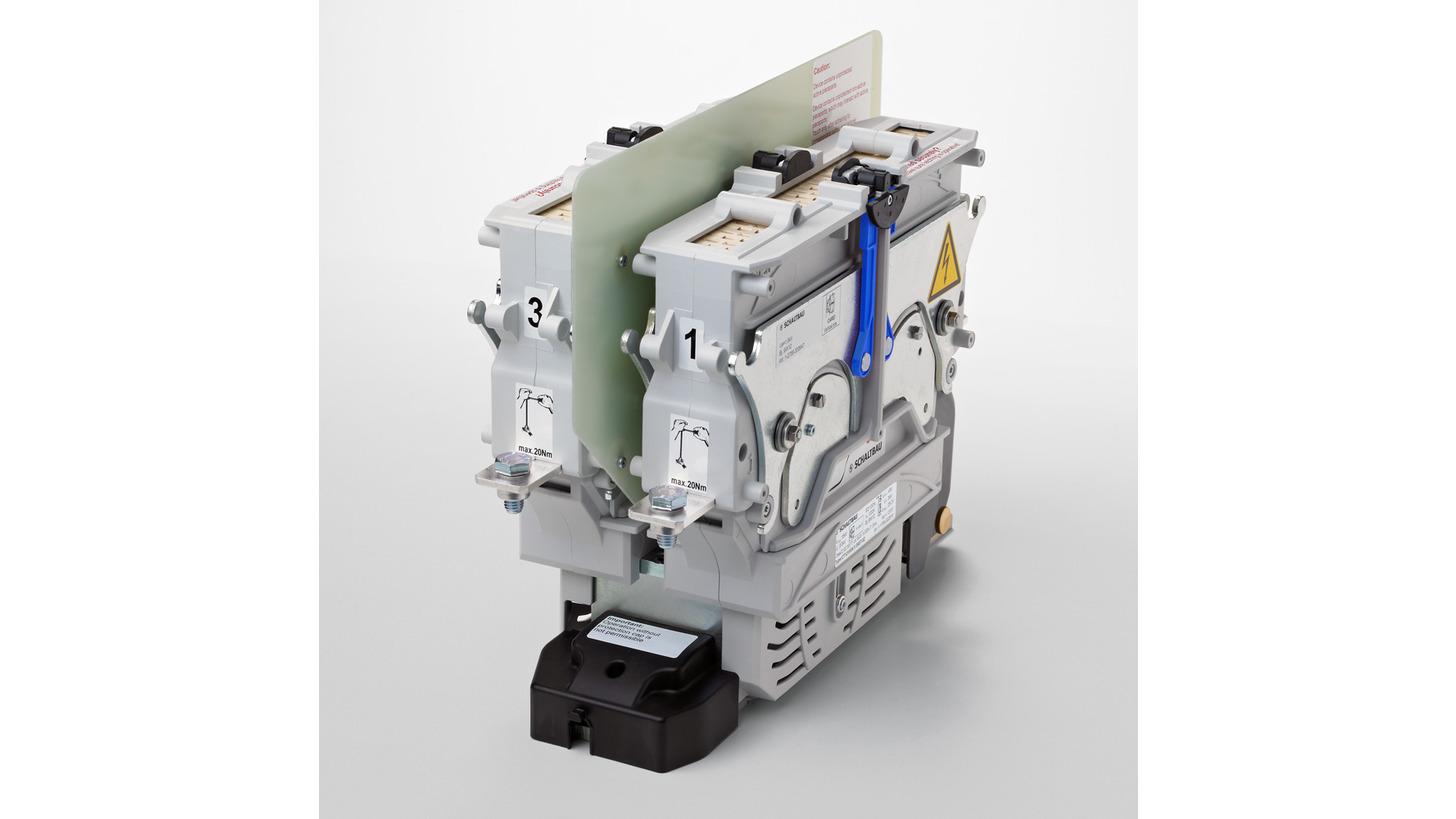 Logo CT power contactors