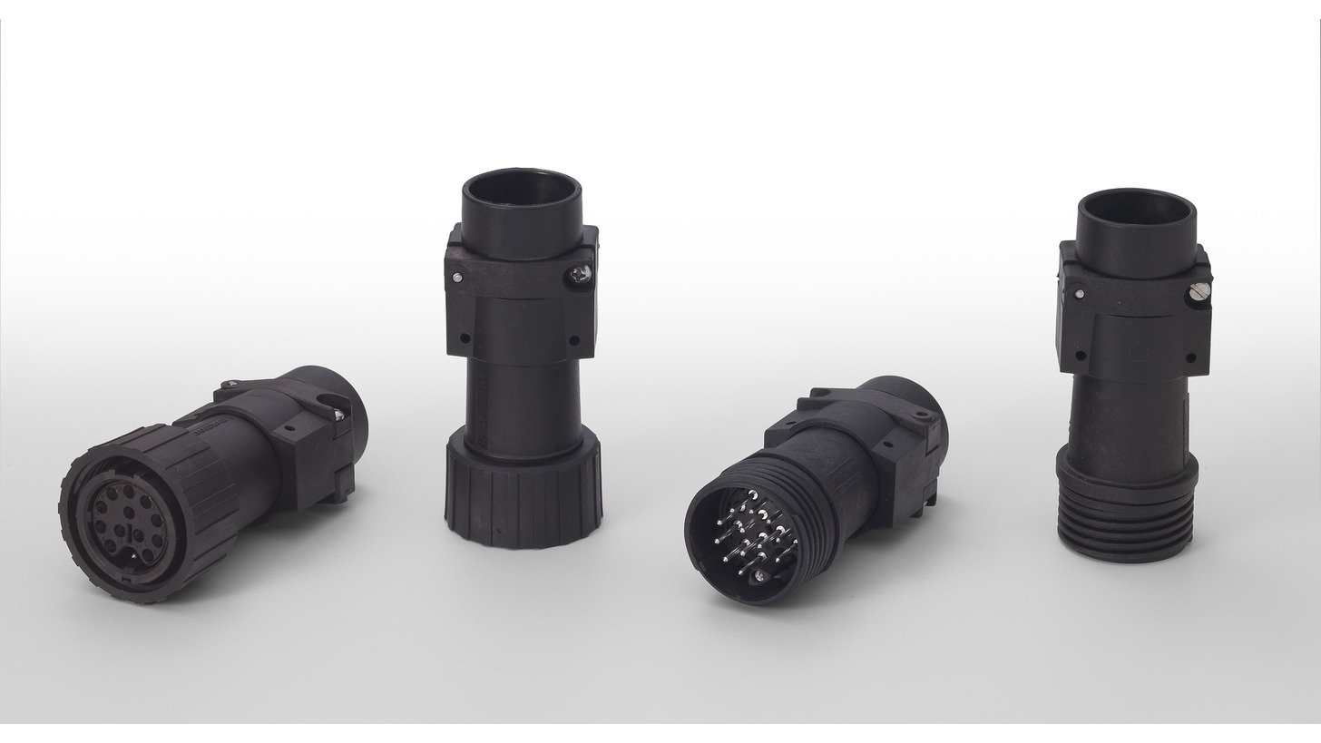 Logo Modular connector system, M1/M3 series