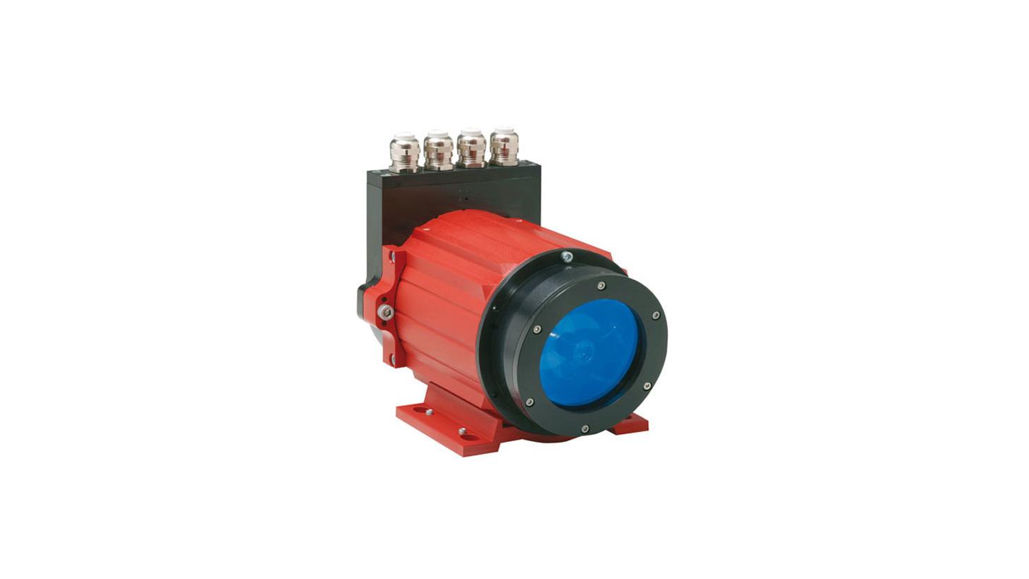 Logo Sensors - Lineargeber - Laser