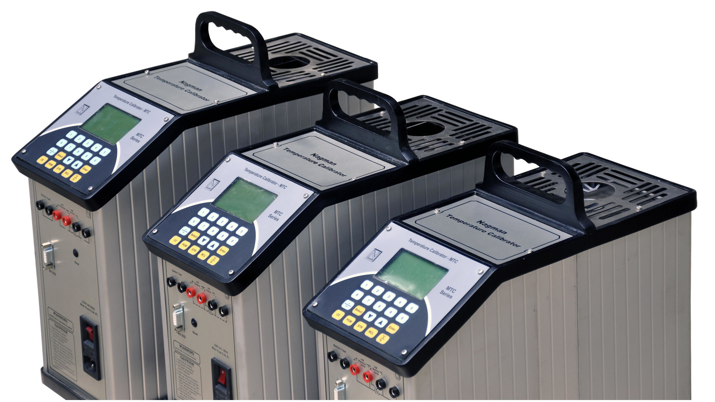 Logo Temperature Calibrators