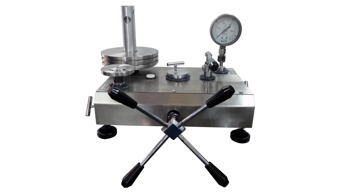 Logo Portable Pressure Calibrators