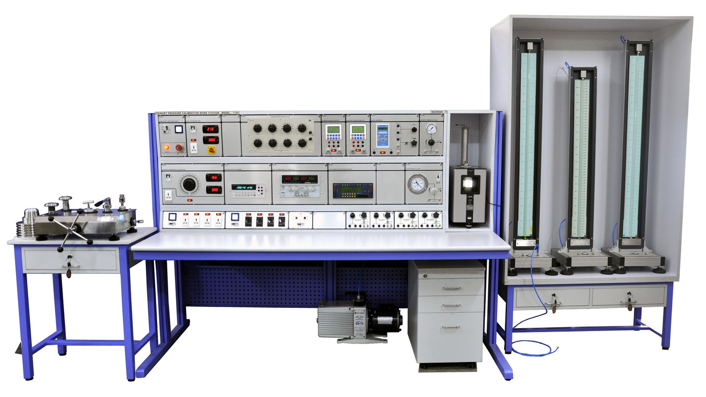Logo Calibration Test Benches / Work Stations