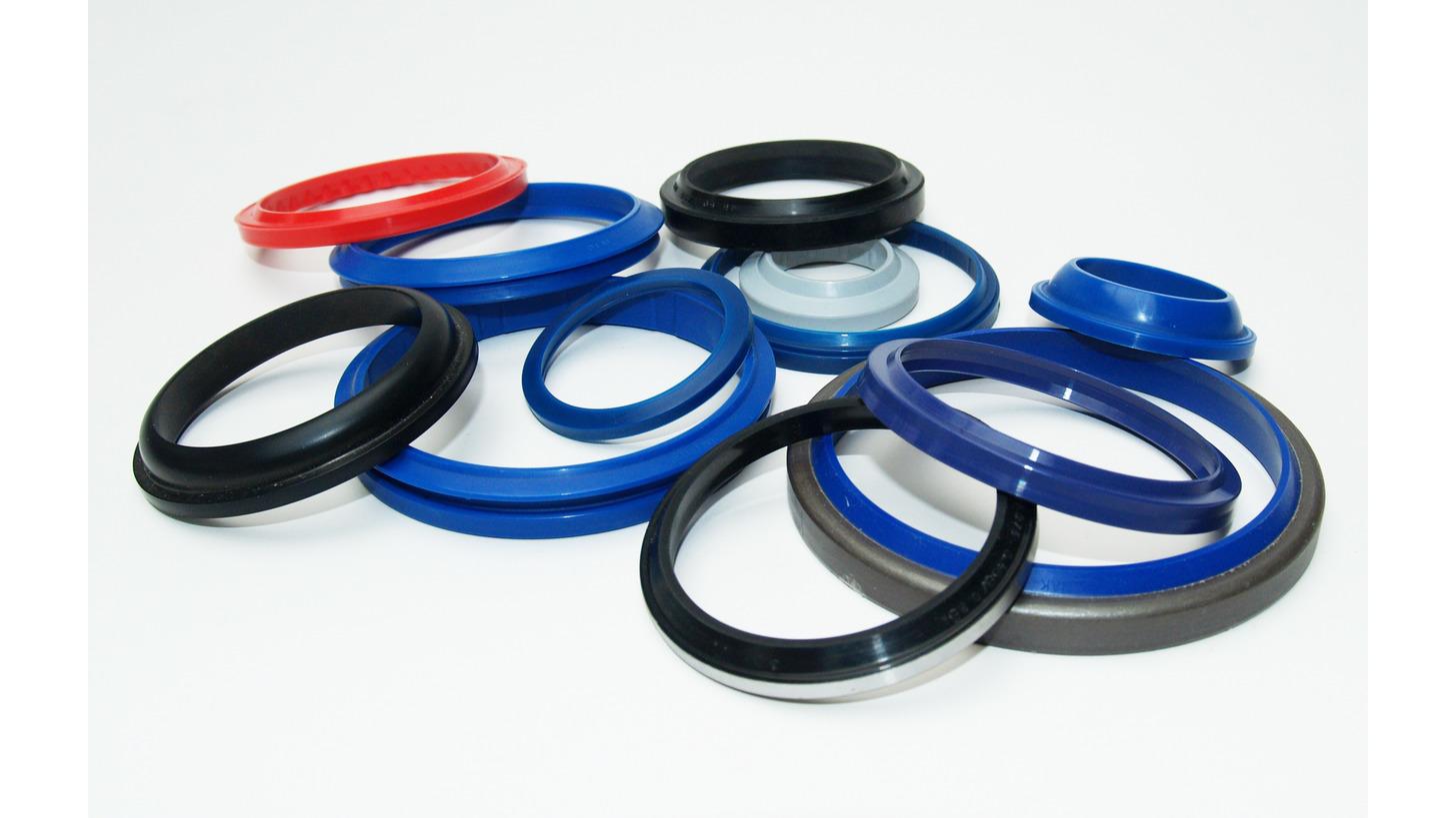Logo Hydraulic Wiper Seals
