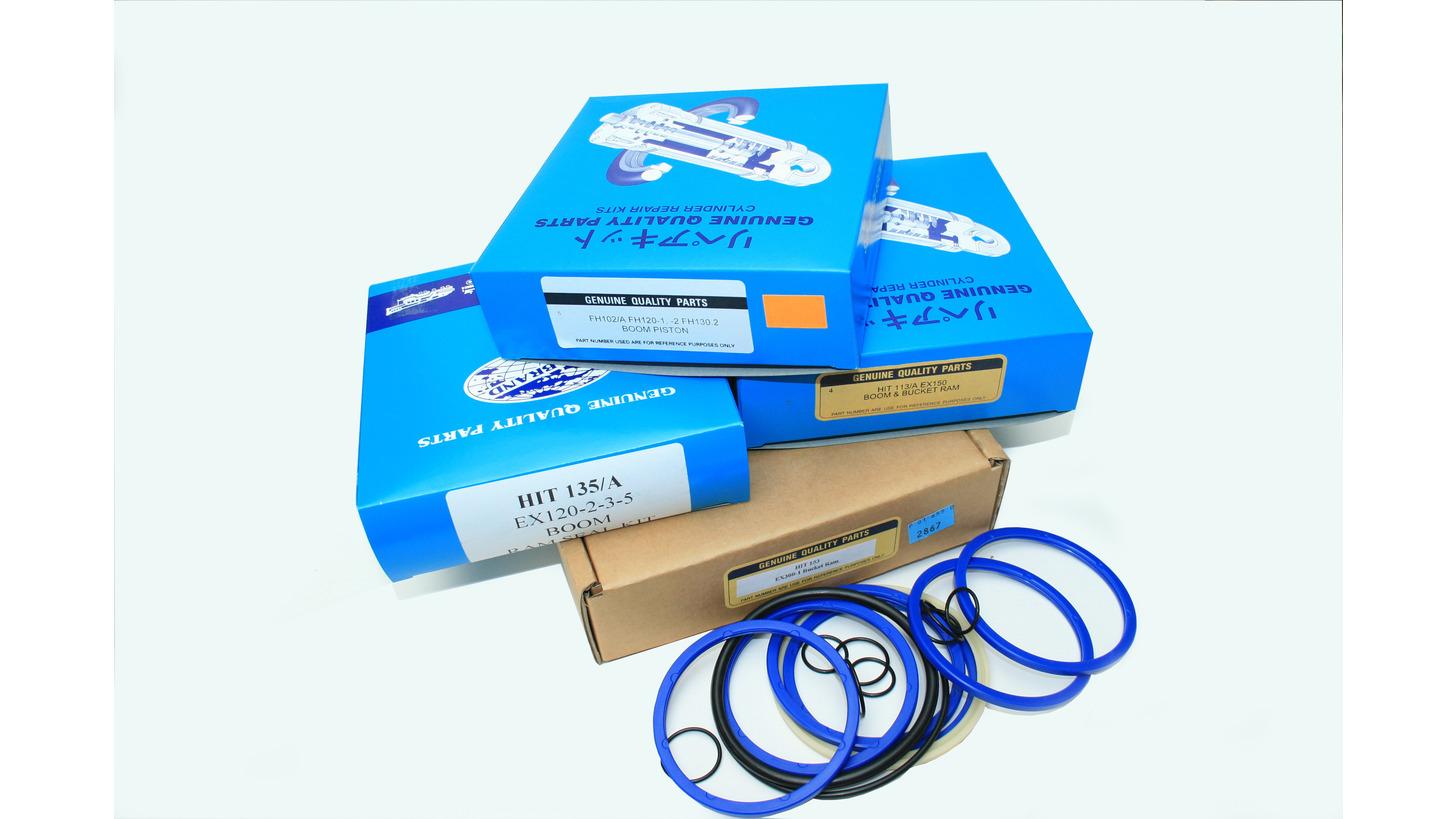 Logo Hydraulic Cylinder Seal Kits