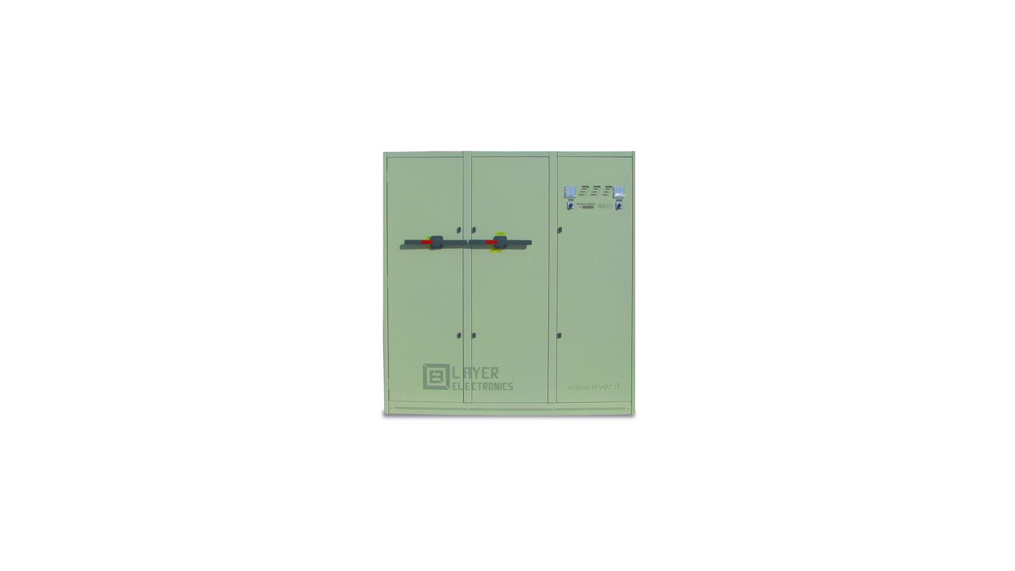 Logo SE electronic stabilizers up to 2000 kVA