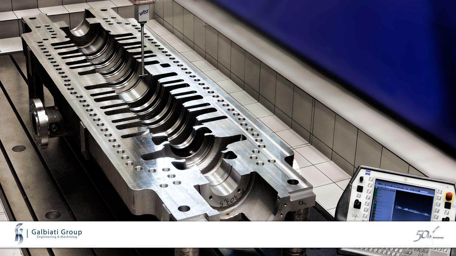Logo Mechanische Bearbeitung und Maschinenbau