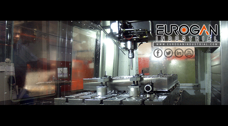Logo Machining Centre in Zaragoza
