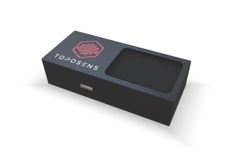 Logo 3D-Ultraschallsensor