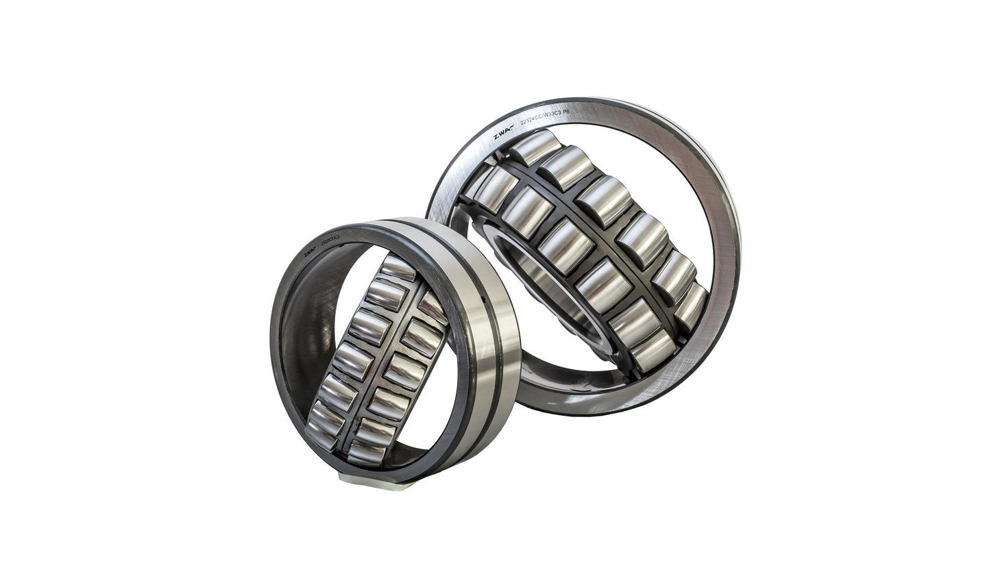Logo Spherical roller bearings-MB CA CC
