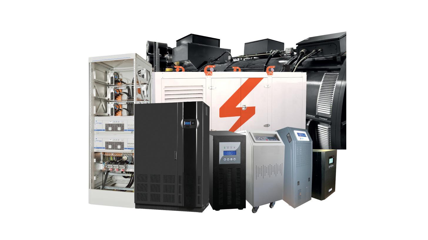 Logo UPS,rectifiers,Inverter,converter,solar