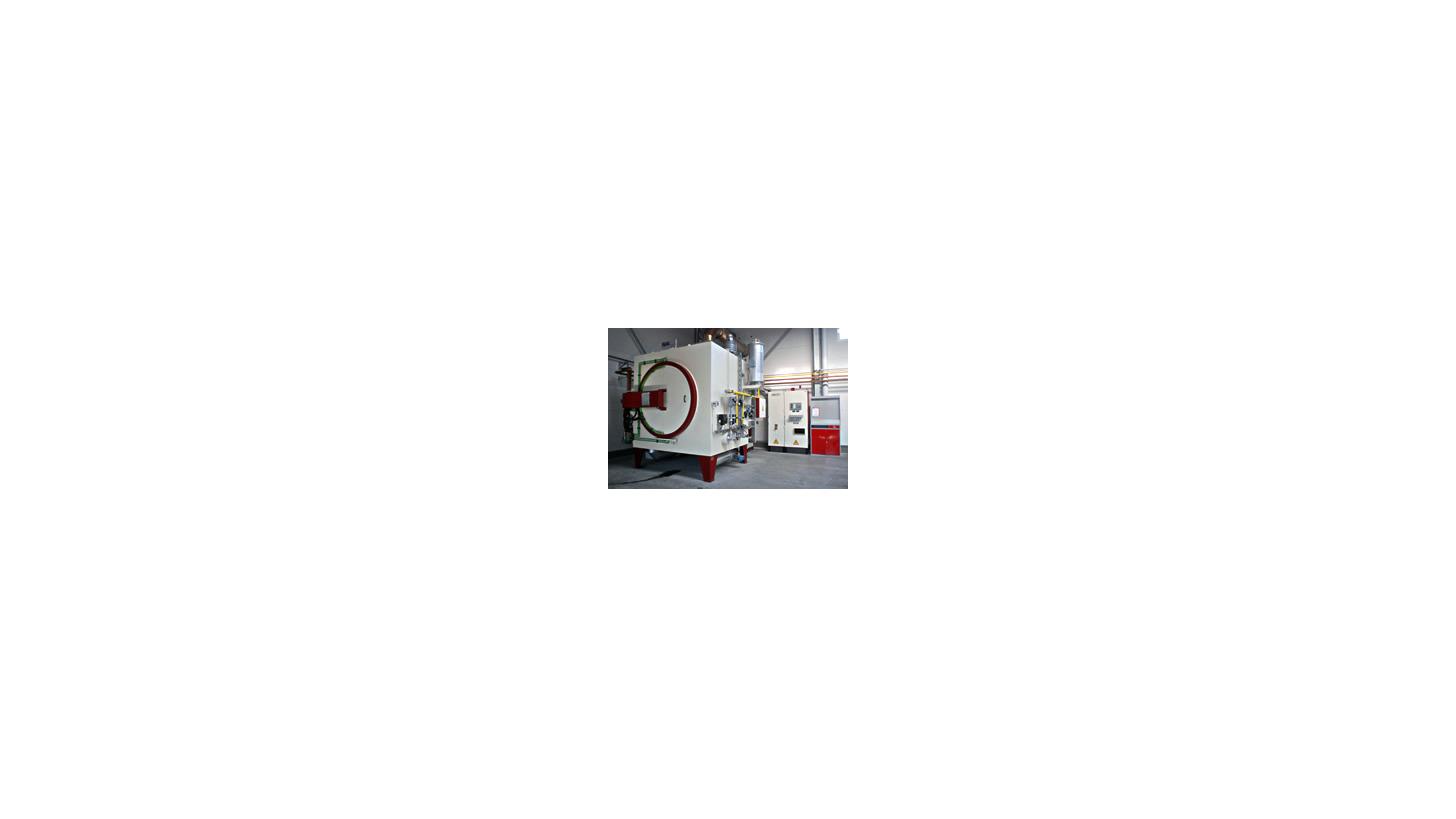 Logo Gasnitrieren/Gasnitrocarburieren