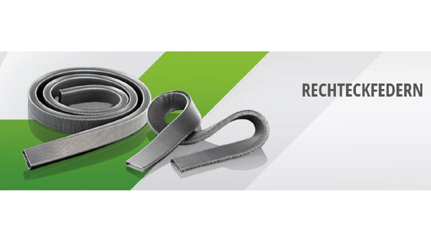 Logo Rechteckfedern
