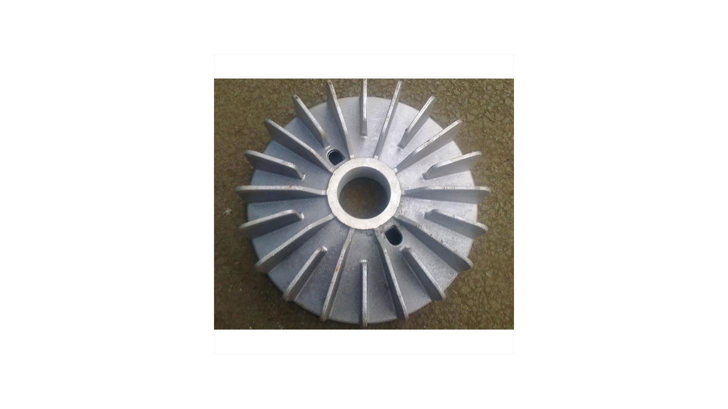 Logo Aluminium castings