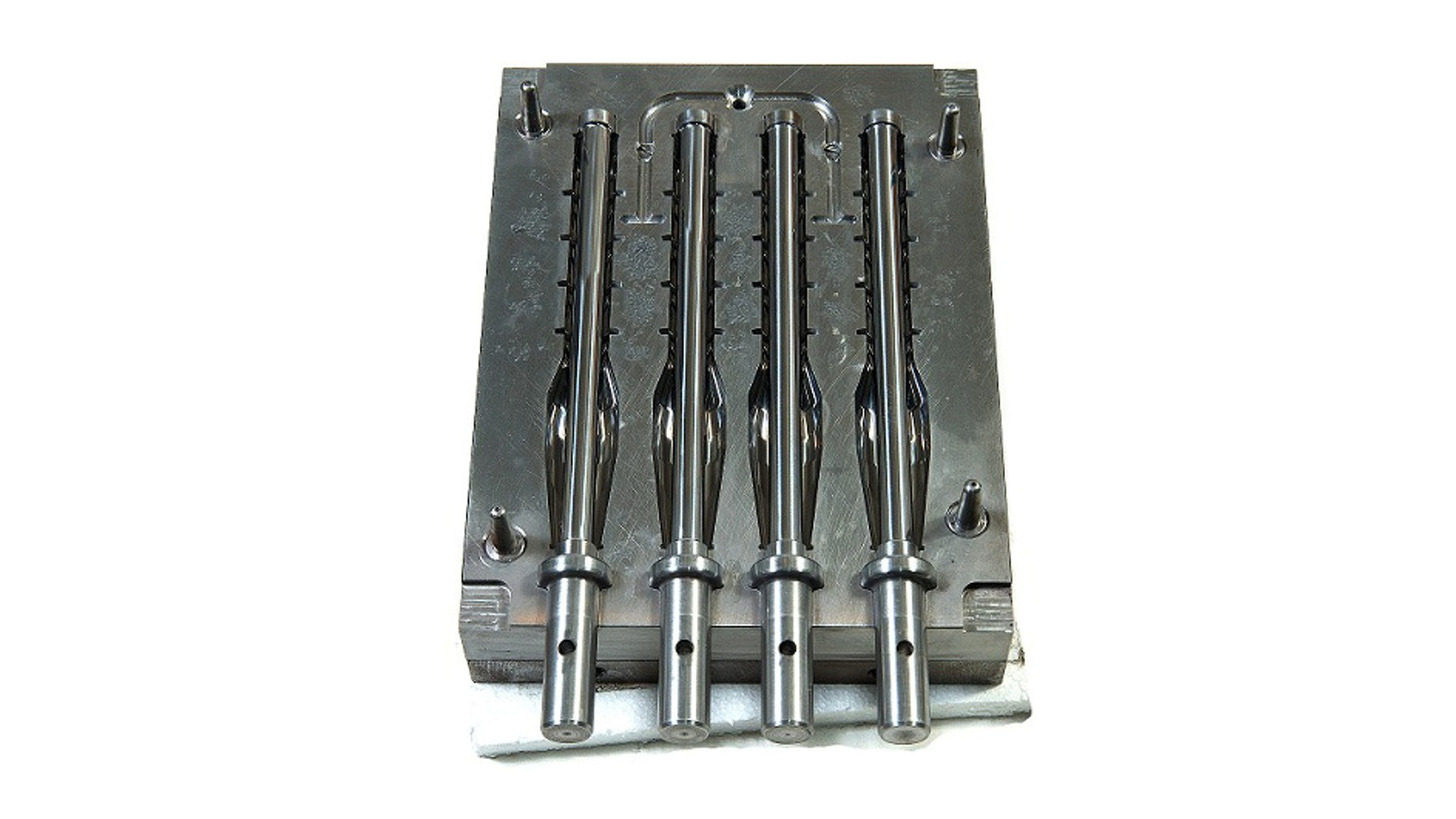 Logo LSR Cable Accessory Mould