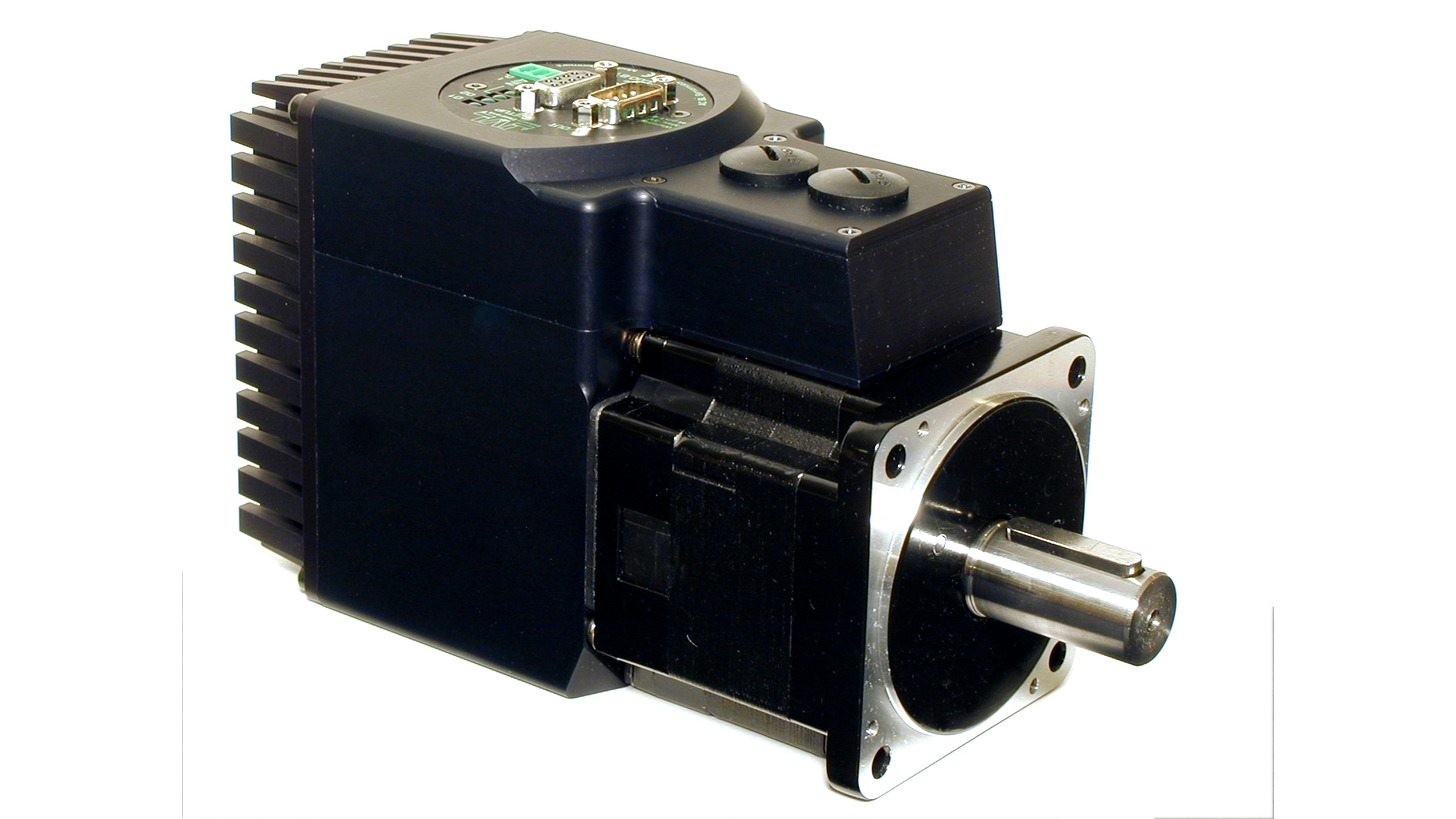 Logo MAC800 - Integrated Servo Motors