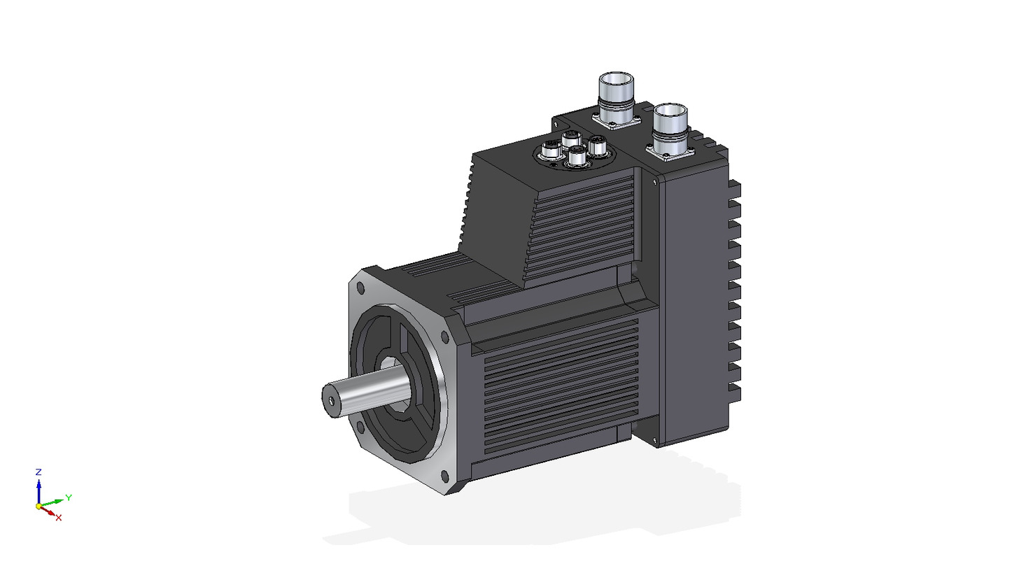 Logo MAC3000 - Integrated Servo Motor