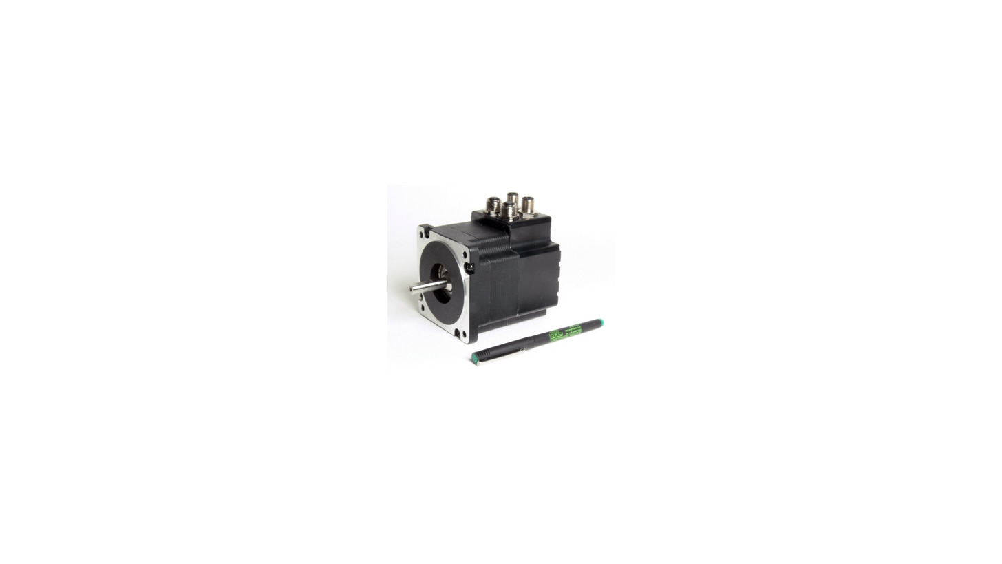 Logo MIS340-MIS342 QuickStep - Integrated Stepper Motors